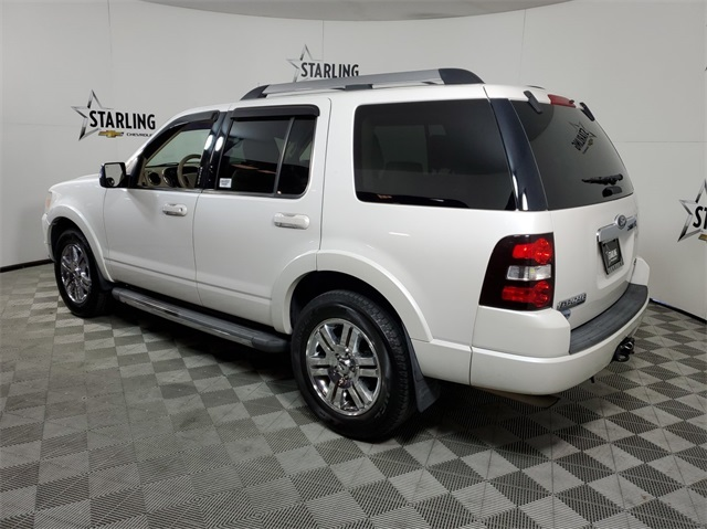 Pre-Owned 2010 Ford Explorer Limited