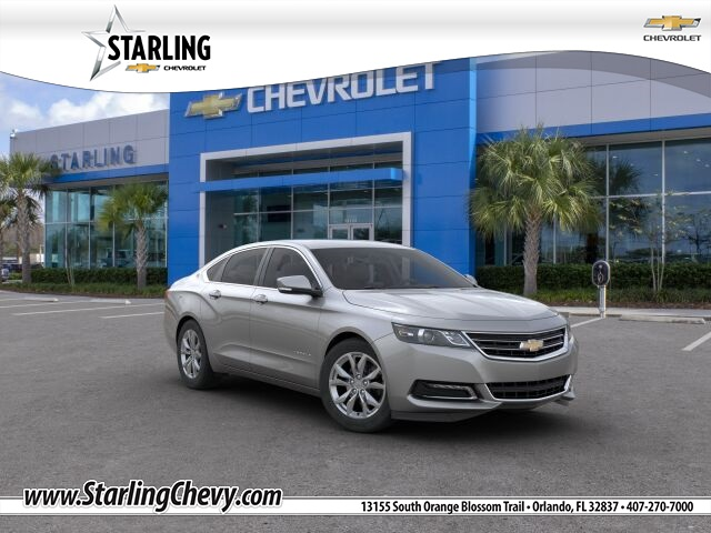 New 2019 Chevrolet Impala LT FWD 4D Sedan