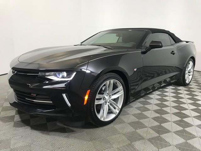 New 2017 Chevrolet Camaro 2LT RWD 2D Convertible