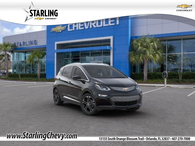 New 2019 Chevrolet Bolt EV Premier FWD 5D Wagon
