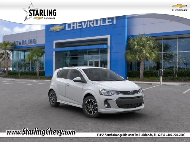 New 2019 Chevrolet Sonic LT FWD 5D Hatchback
