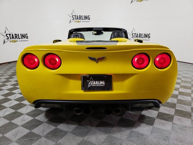 Pre-Owned 2009 Chevrolet Corvette Base