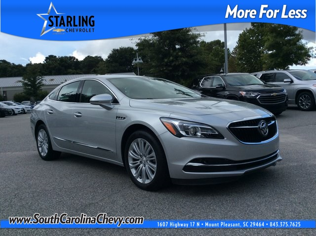 Certified Pre-Owned 2018 Buick LaCrosse Essence