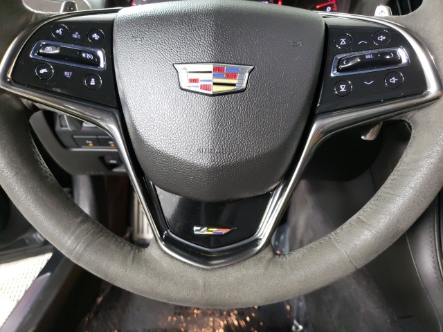 Pre-Owned 2016 Cadillac ATS-V Base