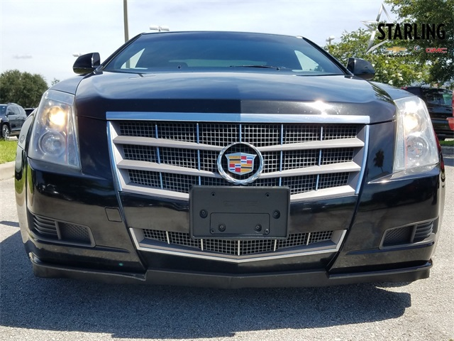 Pre-Owned 2011 Cadillac CTS Base