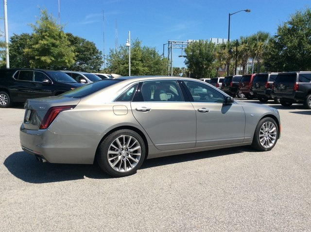 Pre-Owned 2018 Cadillac CT6 3.0L Twin Turbo Premium Luxury
