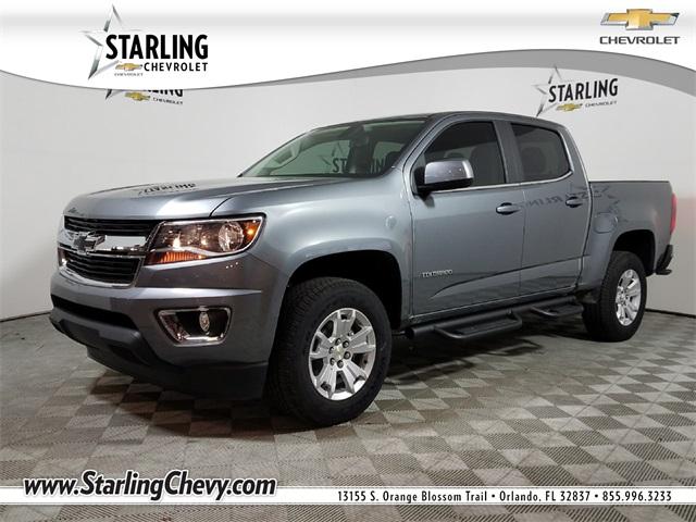 New 2018 Chevrolet Colorado LT RWD 4D Crew Cab