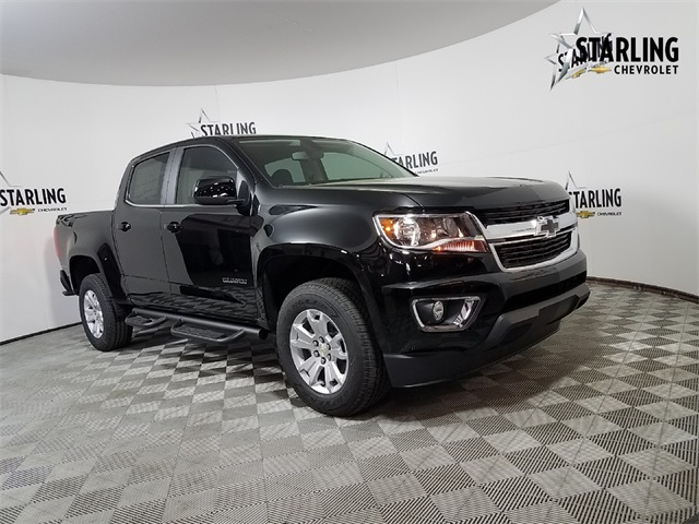 New 2018 Chevrolet Colorado LT