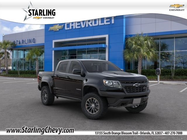 New 2019 Chevrolet Colorado ZR2 4WD 4D Crew Cab