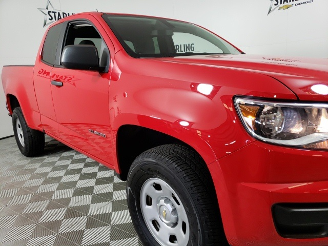 Certified Pre-Owned 2017 Chevrolet Colorado Work Truck