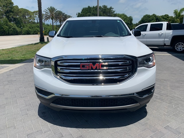 Certified Pre-Owned 2019 GMC Acadia SLE-1