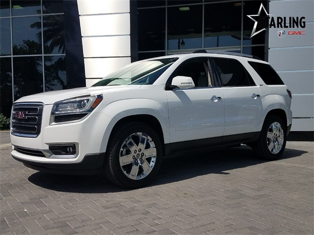 Certified Pre-Owned 2017 GMC Acadia Limited Limited