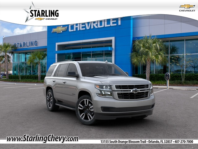 New 2020 Chevrolet Tahoe LT