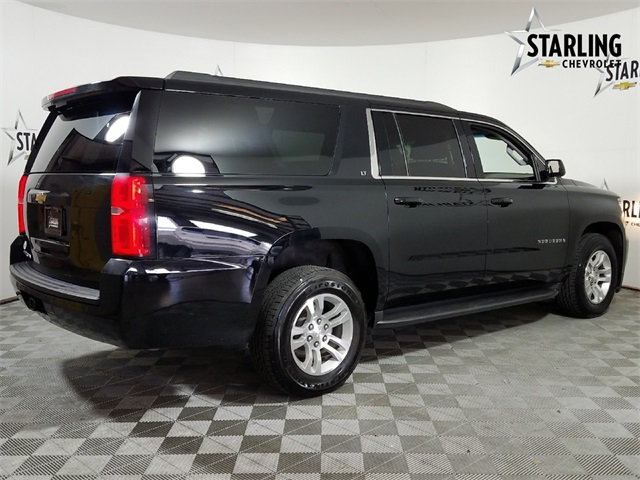 Certified Pre-Owned 2017 Chevrolet Suburban LT