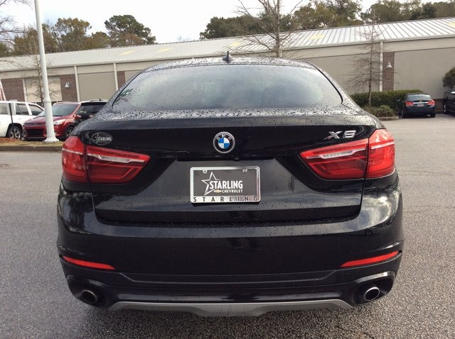 Pre-Owned 2015 BMW X6 xDrive35i