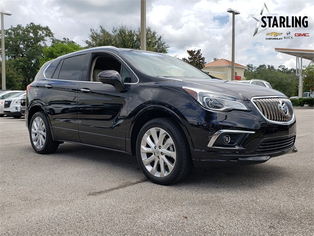 Certified Pre-Owned 2016 Buick Envision Premium I