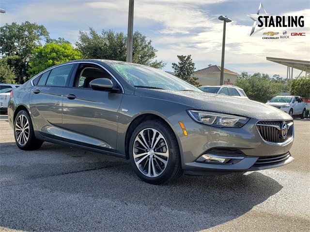 Certified Pre-Owned 2018 Buick Regal Essence