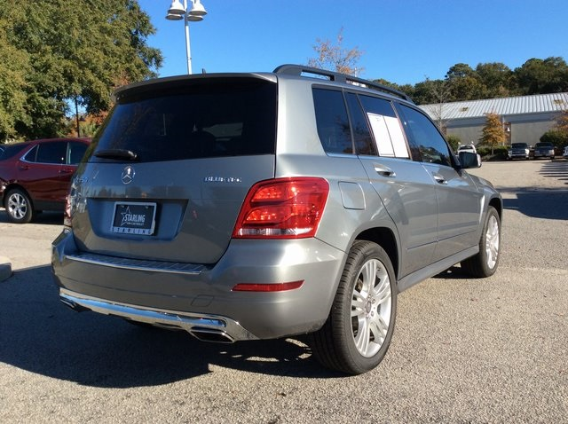 Pre-Owned 2015 Mercedes-Benz GLK GLK 250