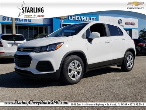 New Chevrolet Trax In Orlando Starling Chevrolet